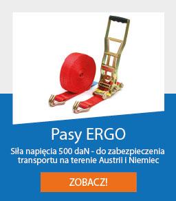 Pasy ERGO