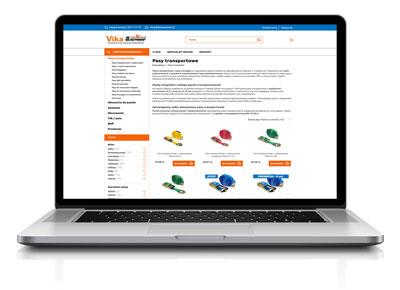 Pasy transportowe - wygodny sklep internetowy